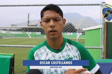 """Castellanos: """"Trataremos de hacer un buen partido""""."""